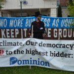 Inside the Minds of Dominion's Leaders Vacant Space Where Climate Thinking Should Be