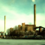 A Comparison of Wood Chip and Oil-Fired Power Plants