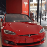 The Energy Savings Case for Leaving the Lights On at Night at the Tesla Store