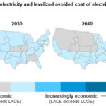 EIA Uses Two Simplified Metrics to Show Future Power Plants' Relative Economics